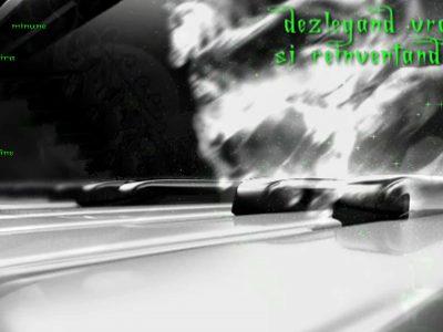 Zece partitura pian