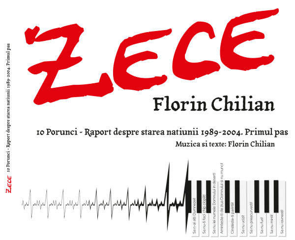 Zece porunci - Florin Chilian