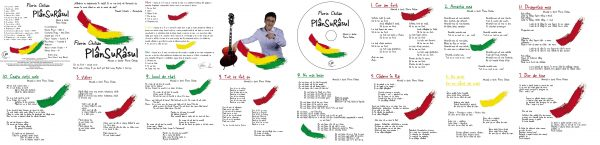 PlanSuRasul booklet - Florin Chilian