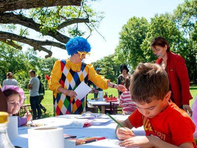 """""""Joaca de-a copilăria"""", eveniment pentru copii, părinți și bunici, în Parcul Tineretului"""