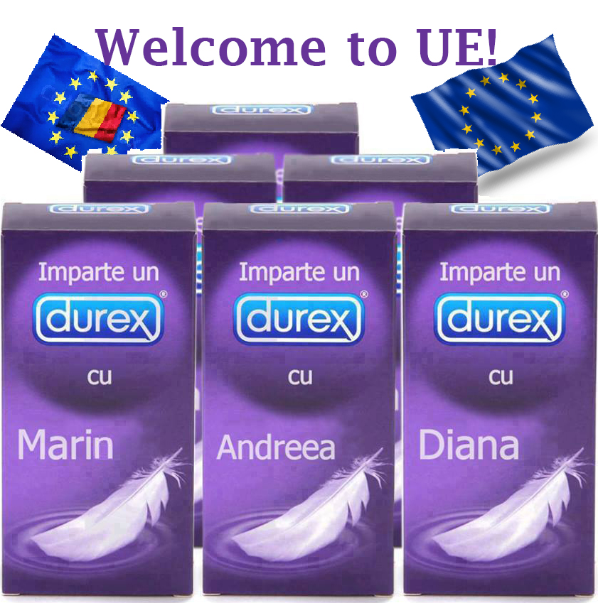 Share with Marin! Welcome to UE!
