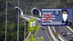 SRI - CEA MAI MARE AMENINTARE LA ADRESA SIGURANTEI NATIONALE A ROMANIEI! Autostrazi