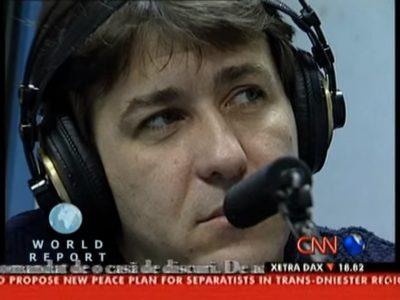 Florin Chilian – Interviu CNN