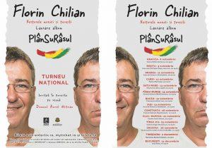 Florin Chilian - PlanSuRasul - Lansare album