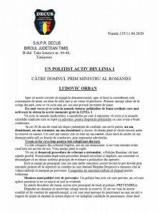 Kovacs Valer Preşedinte SNPR Decus Timiş