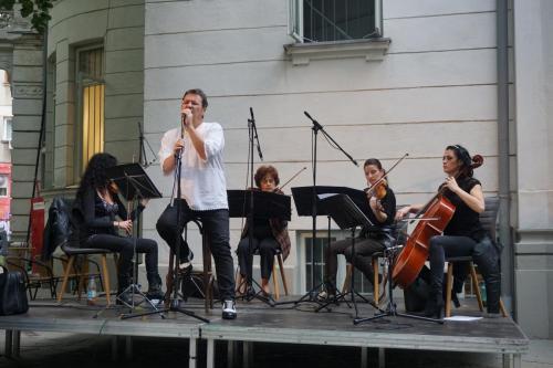 Florin Chilian - concert Pre@Clasic la Muzeul literaturii române Octombrie 2017
